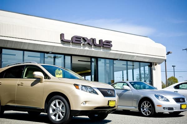 Lexus Dealership in Anchorage, AK Selling Used Cars for Sale