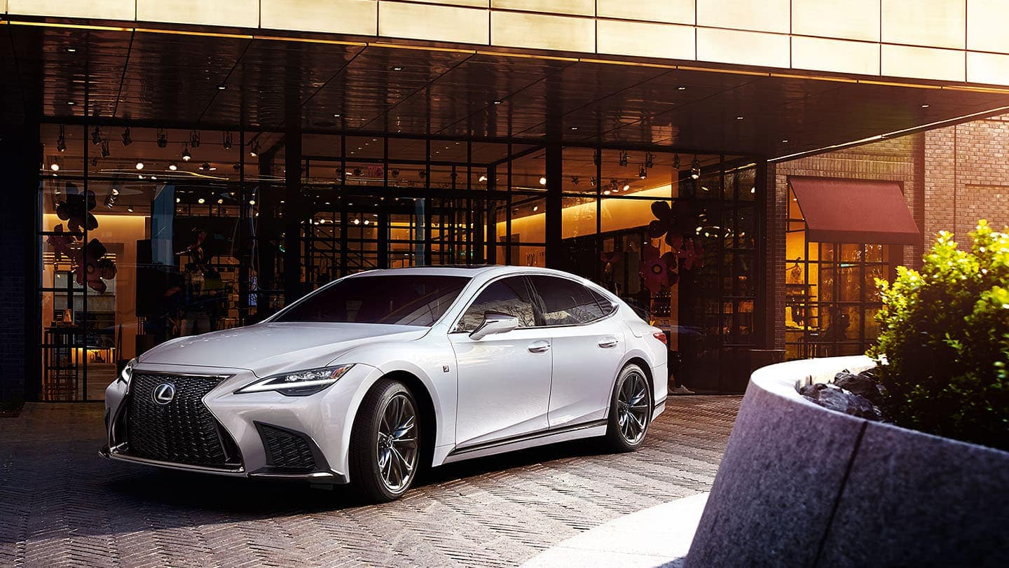 New Lexus Cars for Sale in Eugene, OR