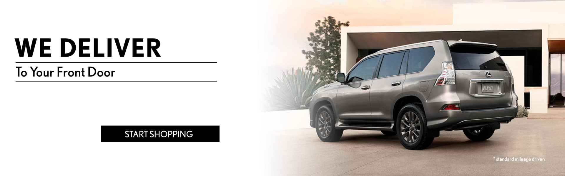 Lexus Home Delivery