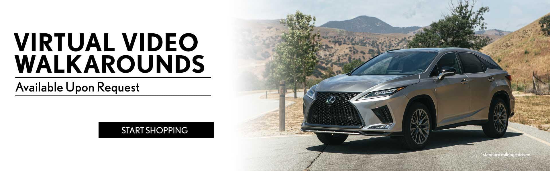 Lexus Video Walkaround