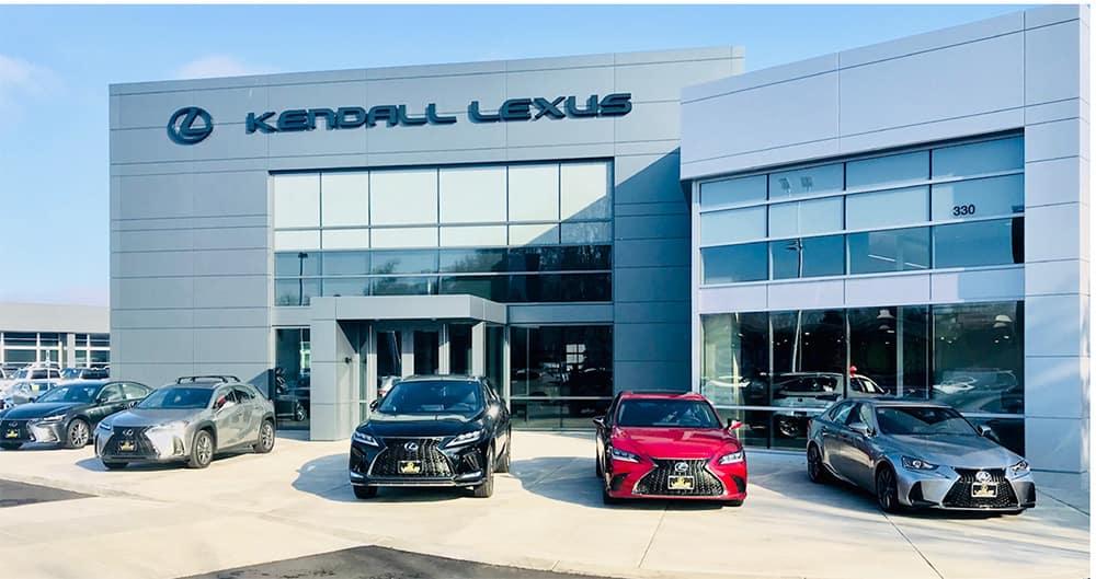 New Lexus Dealership in Eugene, OR