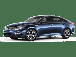 2020 Kia Optima Plug-In Hybrid