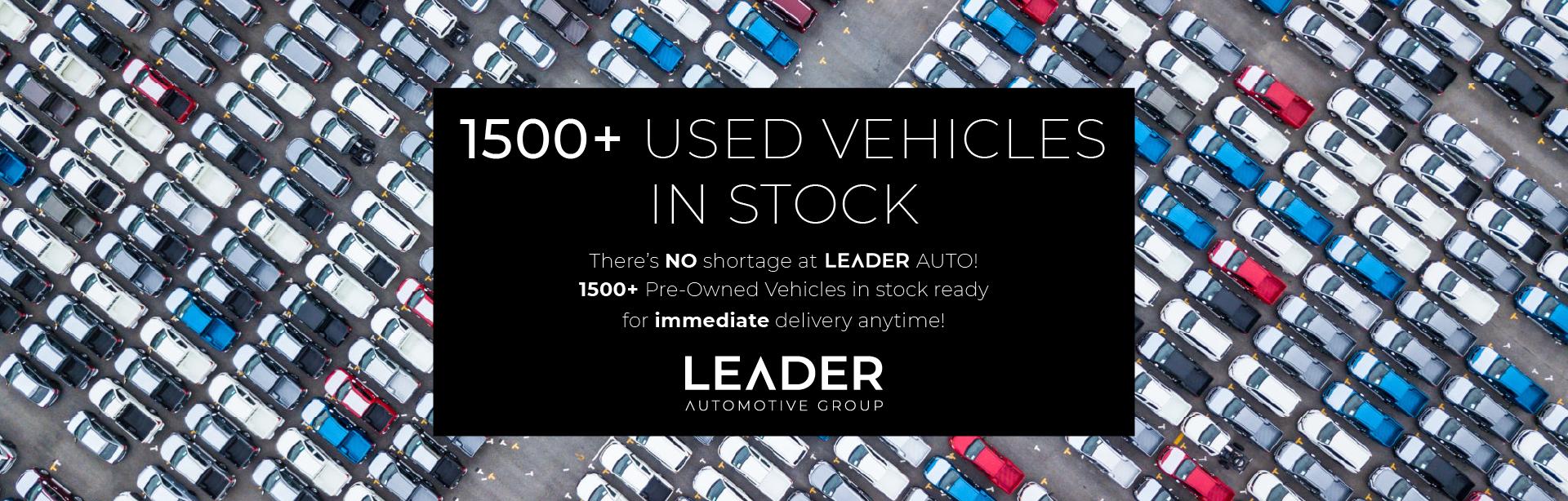 1500+ Used Cars Desktop