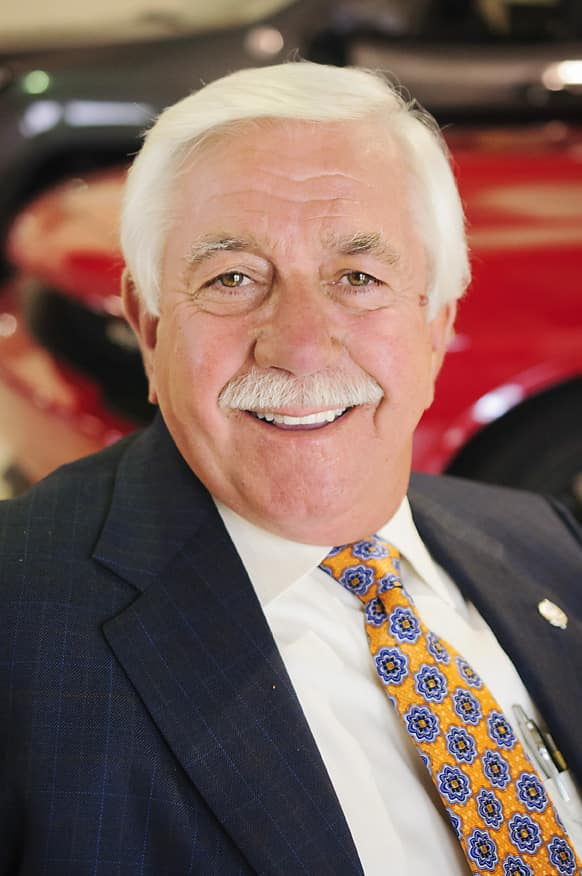 Mike LaFontaine Sr.