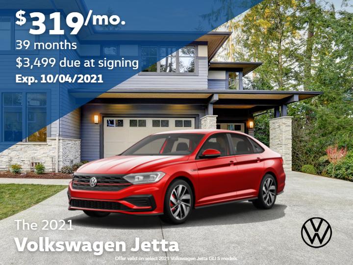 2021 Volkswagen Jetta GLI 2.0T S with Automatic Transmission