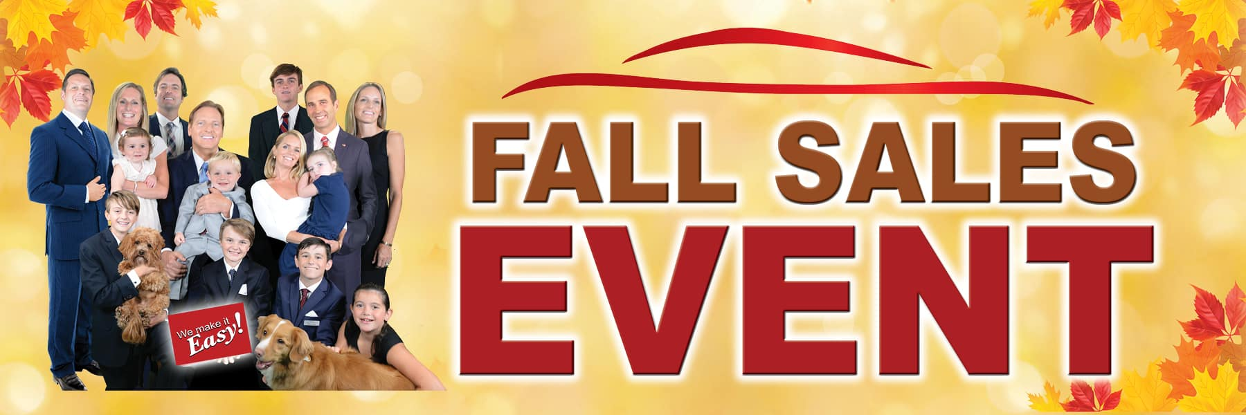 Kelly Nissan of Woburn Fall Sales Event