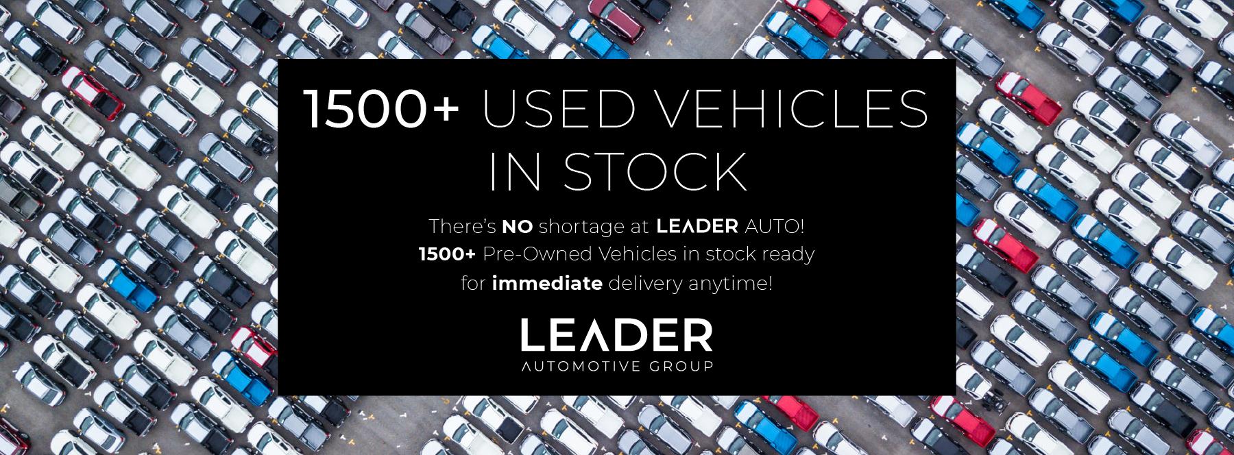 1500+ Used Cars Desktop NCH
