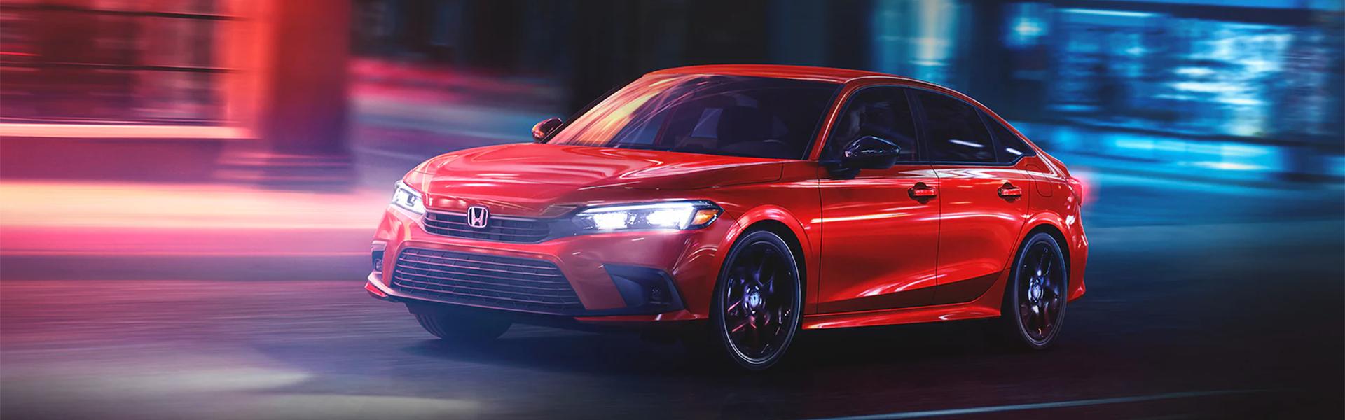 2022 Honda Civic Hero