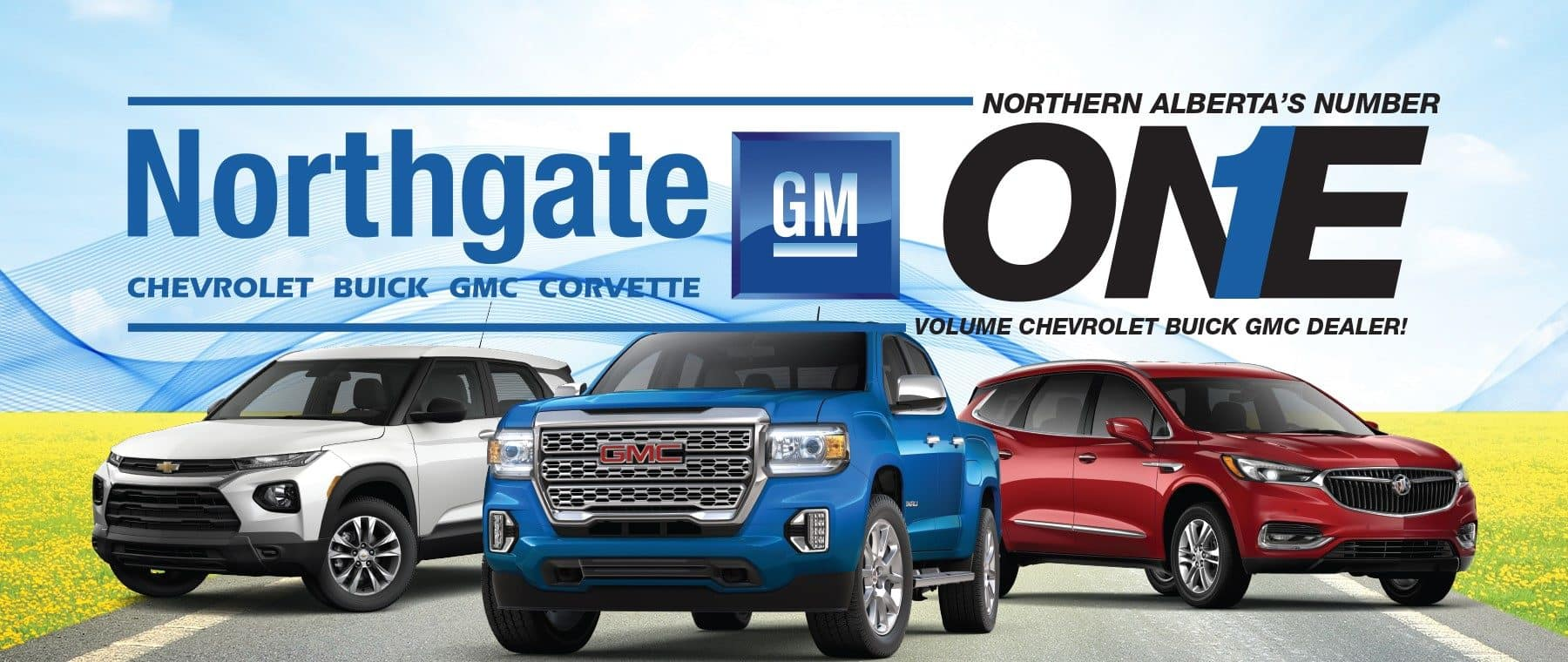 Northgate GM is Number One