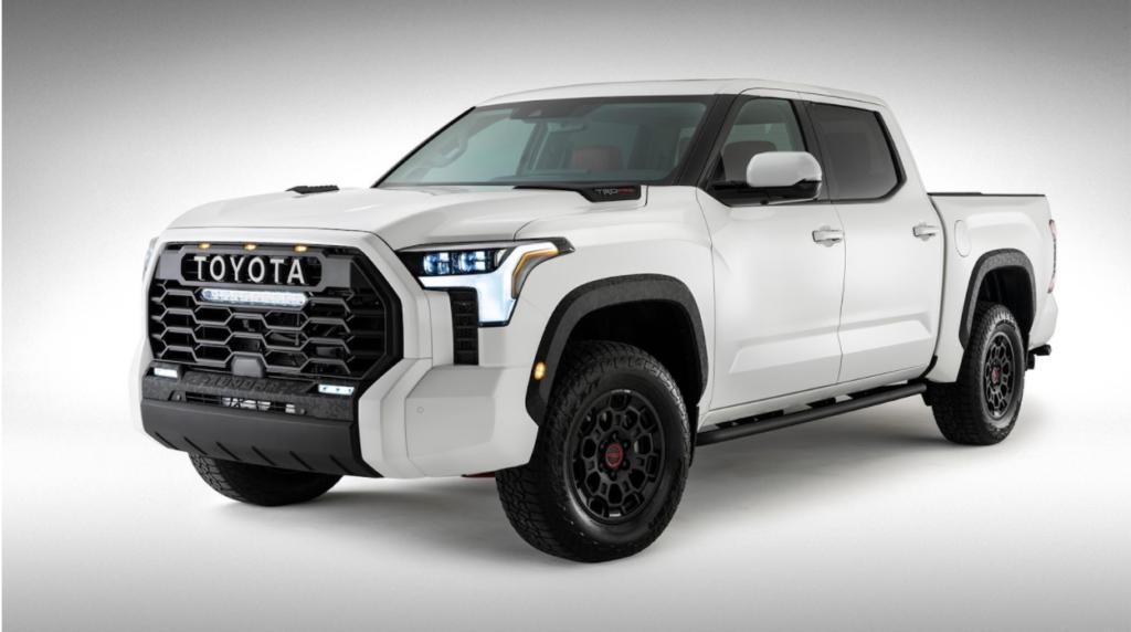 All-New 2022 Toyota Tundra Near Me - Covington, LA