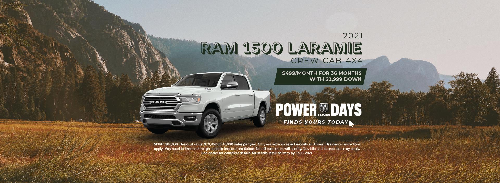 1500 Laramie – Petersons Sept 2021