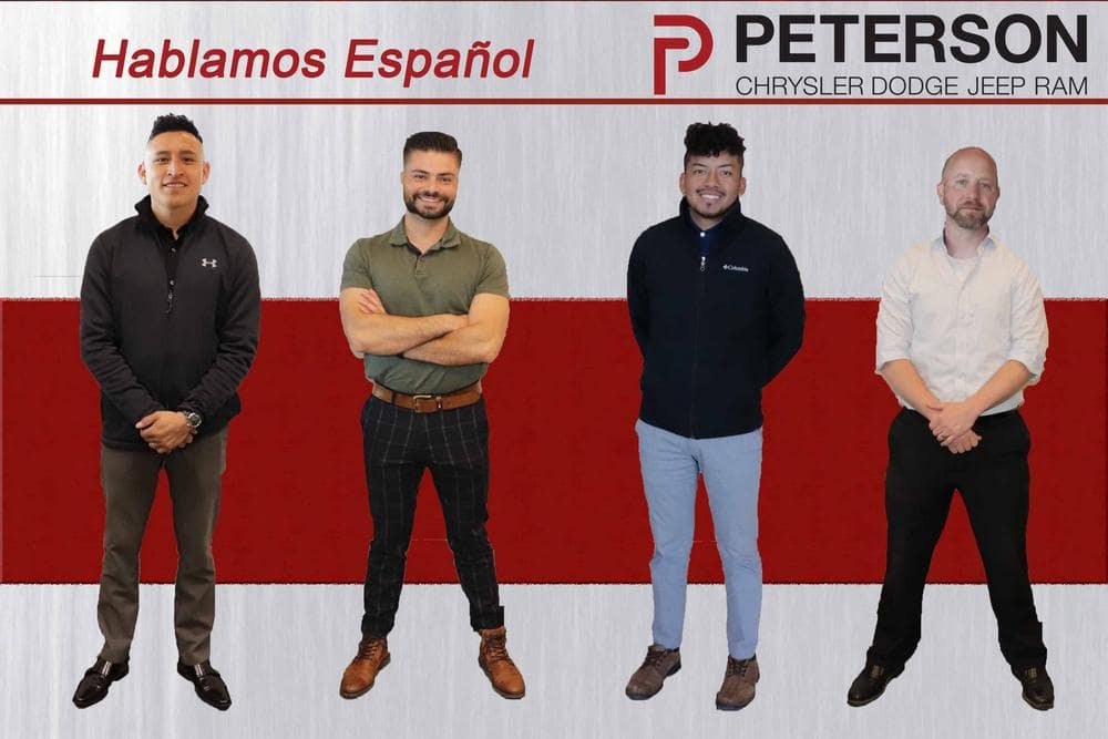 Spanish Staff
