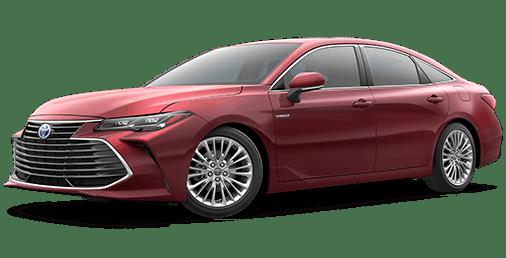 2021 Avalon Hybrid Offer