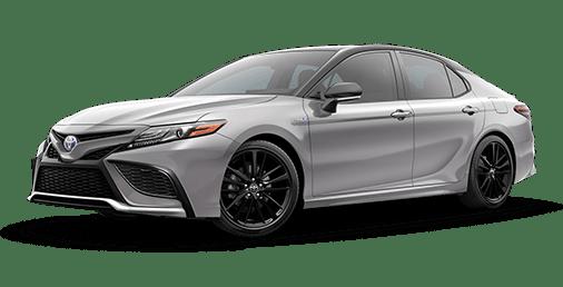 2021 Camry Hybrid Offer