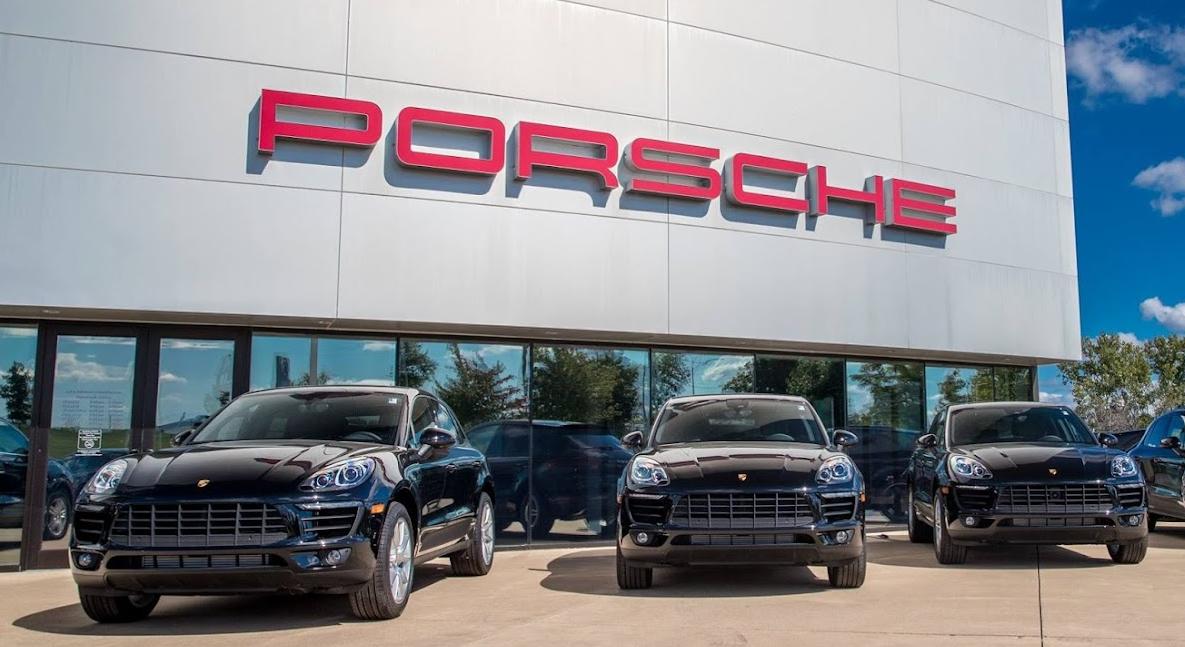 Porsche Peoria
