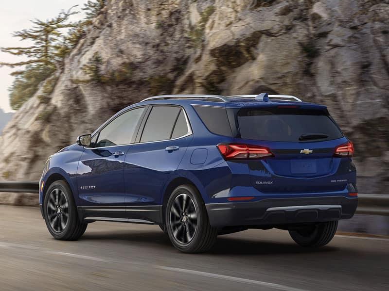 2022 Chevrolet Equinox performance and powertrain
