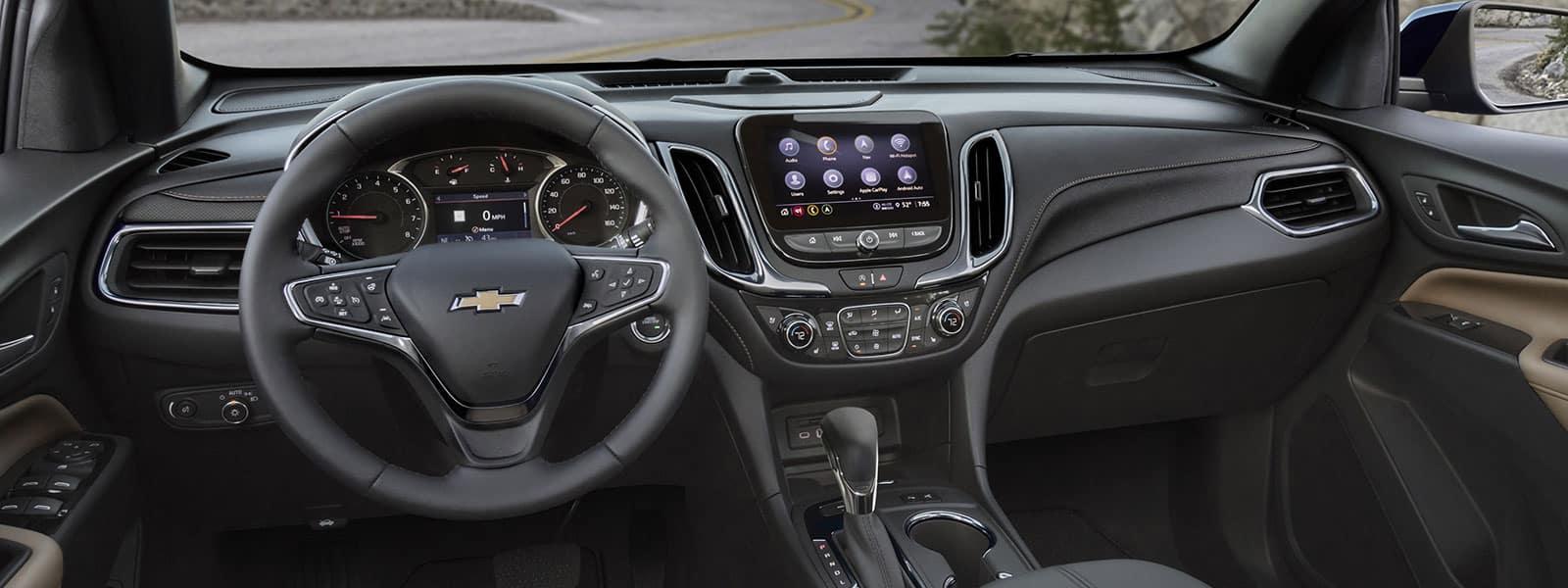 Lease or finance new 2022 Chevrolet Equinox in Regina SK