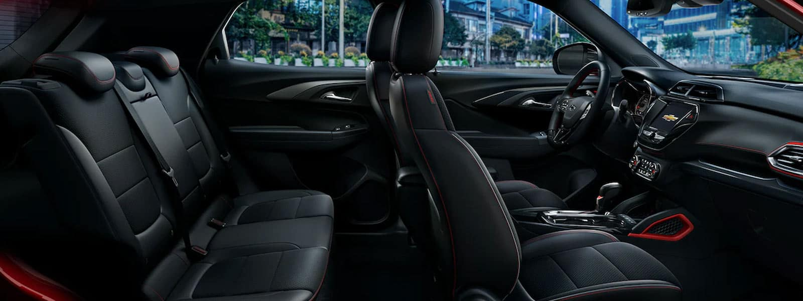 Lease or finance new 2022 Chevrolet Trailblazer in Regina Saskatchewan