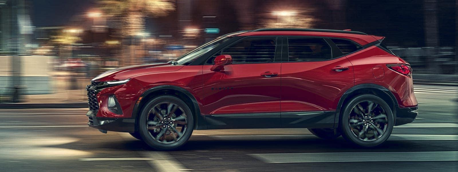 Lease or finance new Chevrolet Blazer in Regina SK