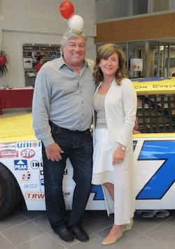 Ron & Paula Bouchard