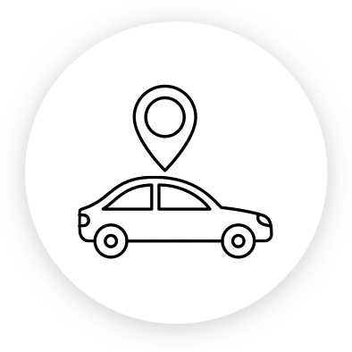 3. Bring Your Vehicle to Us