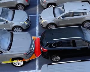 FRONT AND REAR PARK ASSIST