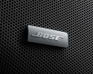 bose premium 8-speaker sound