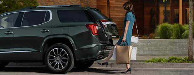 hands-freeprogrammable power liftgate