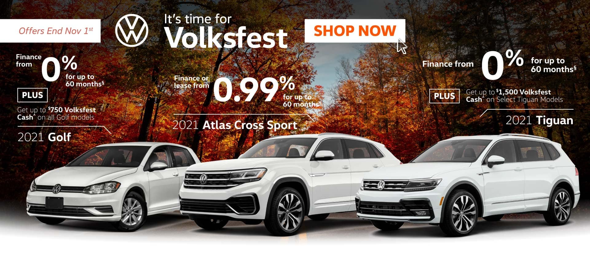 It's Time for Volksfest at Southgate VW