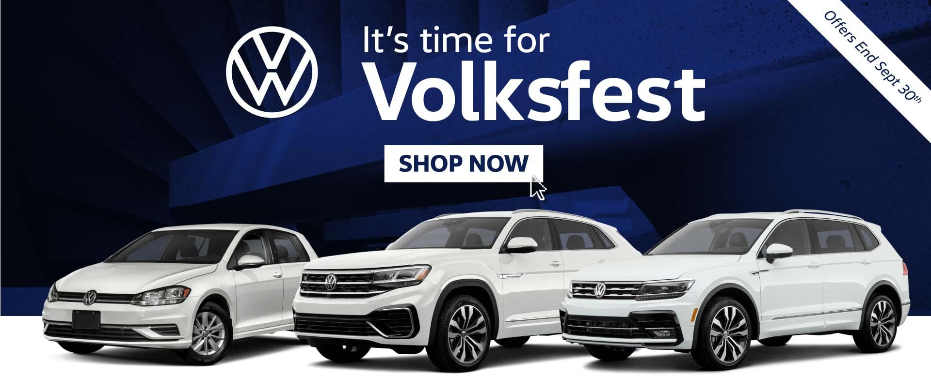 It's Time for Volksfest at Southgate VW in Edmonton, AB - 2021 Volkswagen Golf, Tiguan and Atlas Cross Sport