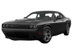 2020 Dodge Challenger angled