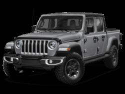 2020 Jeep Gladiator angled