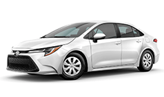2020 Toyota Corolla L.