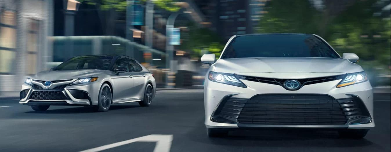 2022 Toyota Camry Front Exterior Design