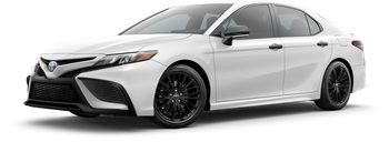 2022 Toyota Camry SE Hybrid Nightshade Edition