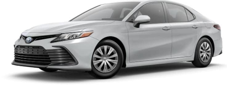2022 Toyota Camry LE Hybrid