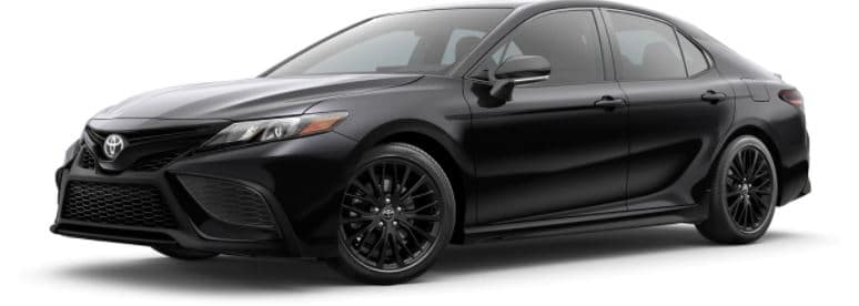 2022 Toyota Camry SE Nightshade Edition