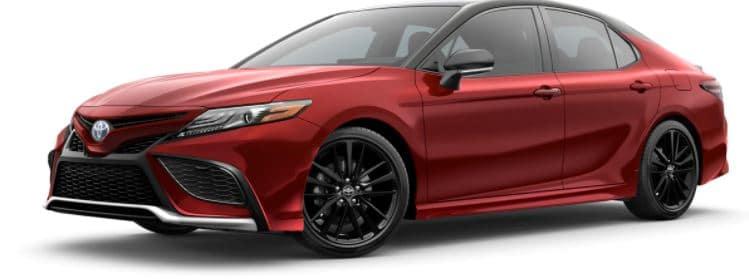 2022 Toyota Camry XSE Hybrid