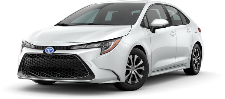 Corolla Hybrid.